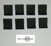Outer Glass Weather Seal / Strip Clips  - MK1 Escort